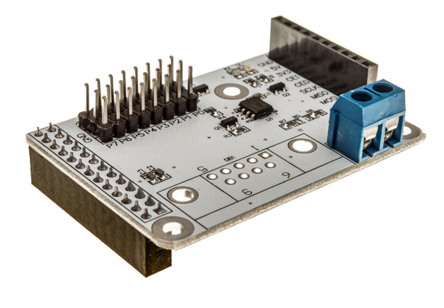 RS485/GPIO Shield for Raspberry Pi V3 0 - LinkSprite Playgound
